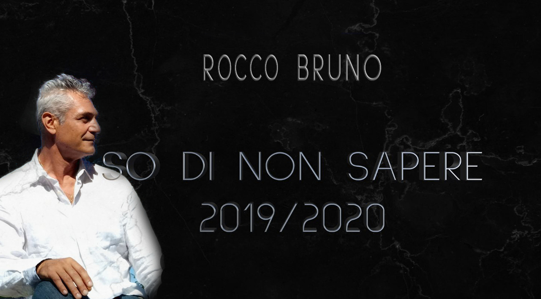 SO DI NON SAPERE 2019-2020